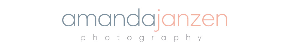 Amanda Janzen Photography, Central Kansas Photographer – Newborn, Maternity, Family, High School Seniors logo